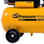 Square 150 motocompressor de ar 24 litros 8 2 pes pressure casa do soldador 03