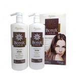 Square 150 doux clair kit botox capilar argan premium 1