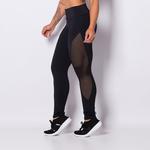 Square 150 calca fitness poliamida tela black lg754