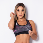 Square 150 top fitness be strong beauty black tp342