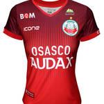 Camisa de Vôlei Osasco-Audax 2018 19 Vermelha - S Nº - Feminina b063c6b2ef332