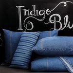 Square 150 protetor porta travesseiro jeans 100 algodao sultan