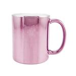 Square 150 caneca cromo rosa