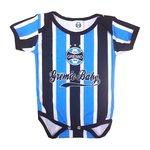 160cbf35fa Body Grêmio Manga Curta Listras Oficial