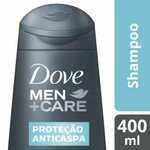 Square 150 7891150021716 shampoo dove prote o anticaspas para homens 400ml