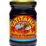 Square 150 geleia diet de framboesa 200g tatitania