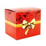 Square 150 caixinha decorada papelao para canecas  tipo presente
